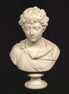 Young Roman Bust