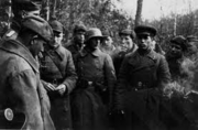 Soviet and German troops in Poland, 1929