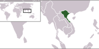 North Vietnam (Mondo de Scopatore)
