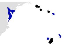 Christinia Atlantic Islands