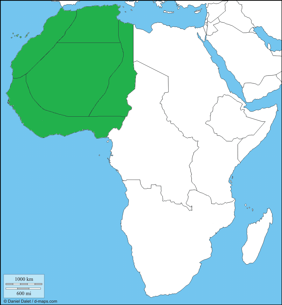 history of west africa Africa's history has been greatly influenced by war and empire, with countries under colonial rule during much of the twentieth century.
