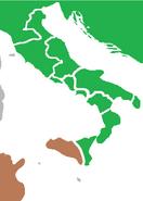 Italian Wars End