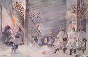 American invasion of Quebec 1775