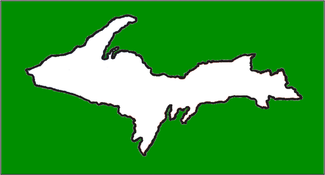 File:North Michigan state flag.png