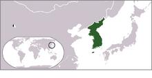 Joseon Map