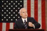 President McCain Congress 9-17-2001
