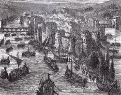 Viking Siege of Paris