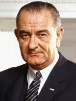37 Lyndon Johnson 3x4