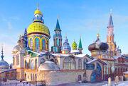Kazan church edit1