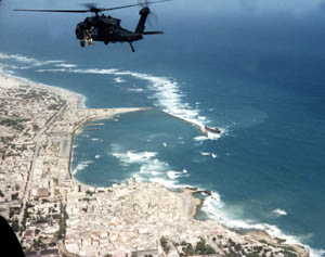 File:Black Hawk Down Super64 over Mogadishu coast.jpg