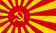 Flag of North Japan