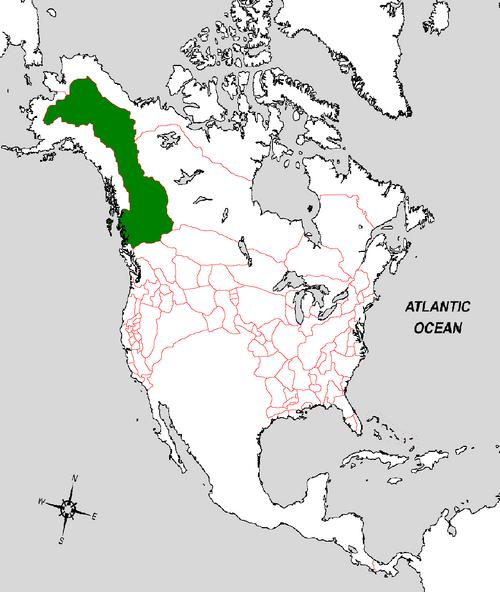 Lingit Aani Map (the Kalmar Union)