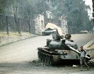 T-55s civil war