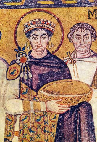 File:Justinian The Great Wearing the Purple.jpg