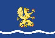 Flag of Nanticokeland Fylk (The Kalmar Union)