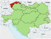 Location German-Bohemia A-H (TNE)