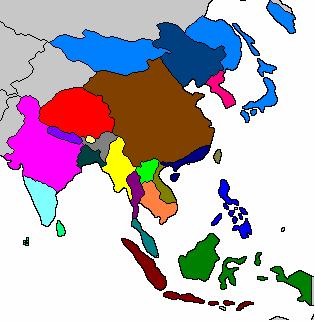 Bulgar Victoria Asia