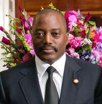 Joseph Kabila 2014