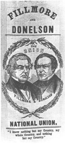File:Know Nothing 1856 Caimpaign Banner.jpg