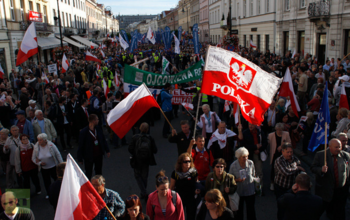 Polish Freedom Rally