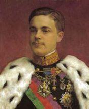 35- Rei D Manuel II - O Patriota