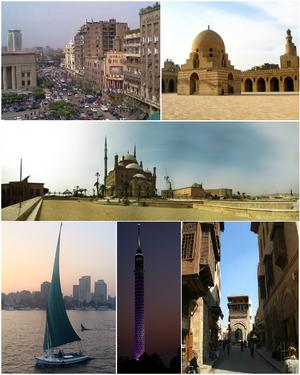 Cairo Montage