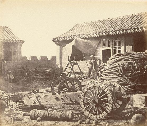 File:A Pehtang Fort in 1860.jpg