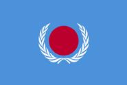 Flag of the Mystic Oriental Alliance Union (World of the Rising Sun)