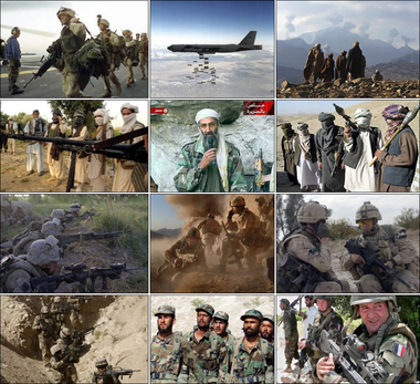 War in Afghanistan President McCain Main