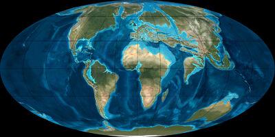 Paleogene-EoceneGlobal