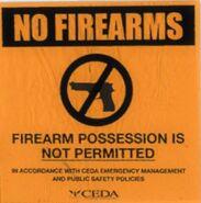 Firearm notice