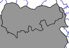 Map of Kano (1861 HF)