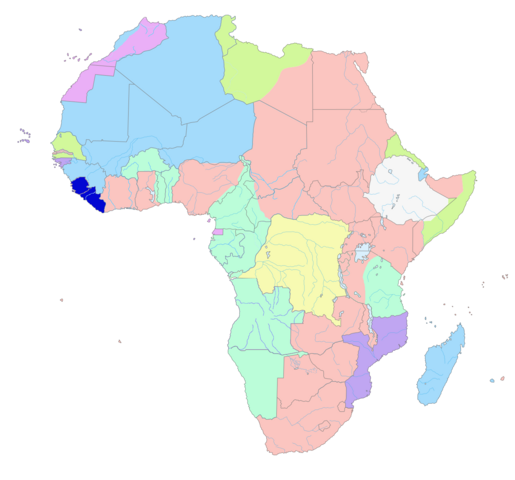 File:Map of colonial Africa as in 1913.png