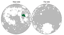Location of Rødovre (Luna Earth II)