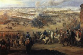 1745 Battle of Fontenoy