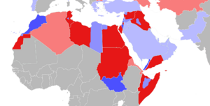 Arab Civil War (Awgustоwsky putsh)
