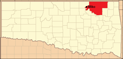 Miko in Osage County, Oklahoma (Alternity)
