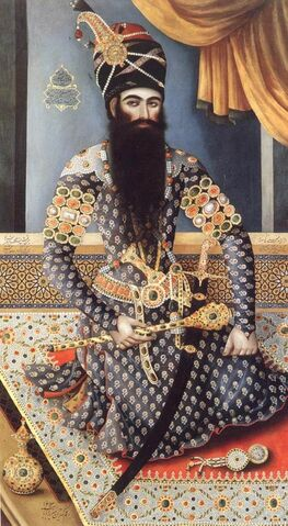 File:An Early Painting of Fath Ali Shah.jpg