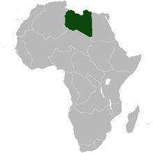 Cyrene Africa NW