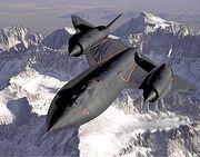 Lockheed SR-71 Blackbird-1-