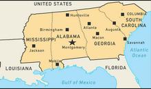 Confederate States of America (Dixie)