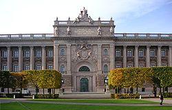 File:Riksdagshusets entré.jpg