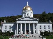 250px-Vermont State House front