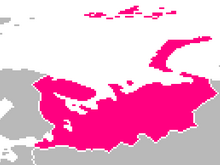 Location of Russia (The Kazakhstan Meeting)