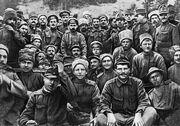 Братание на русско-германском фронте