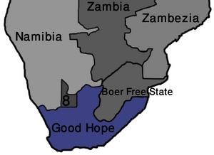 Map Good Hope (VegWorld)