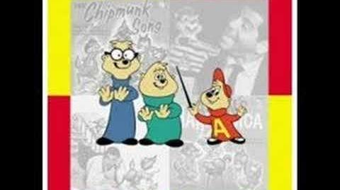 Alvin & The Chipmunks - Alvin For President