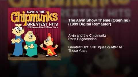 The Chipmunks-The Alvin Show Theme Opening