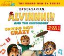 Driving Dave Crazy (Region 2 DVD)