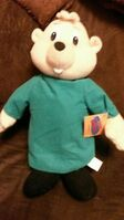 Theodore Toy Network Plush